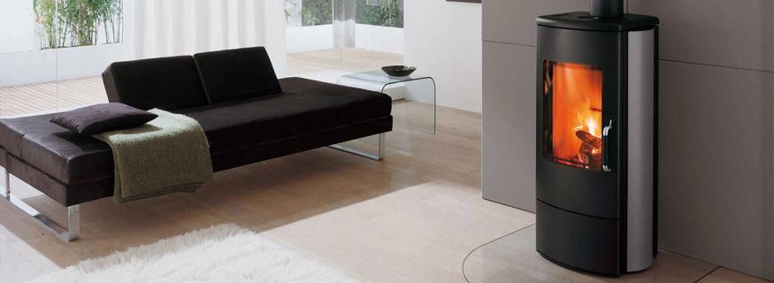 Stufe pellet termostufe camini inserti pavimenti docce - Eurobagno brescia ...