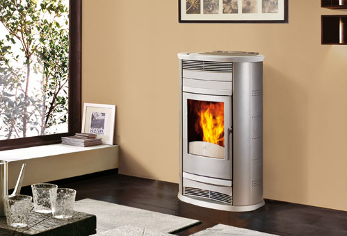 Stufe pellet edilkamin magic 18kw edilkamin brescia thermo - Eurobagno brescia ...